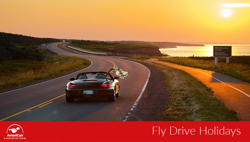 Fly Drive Holidays